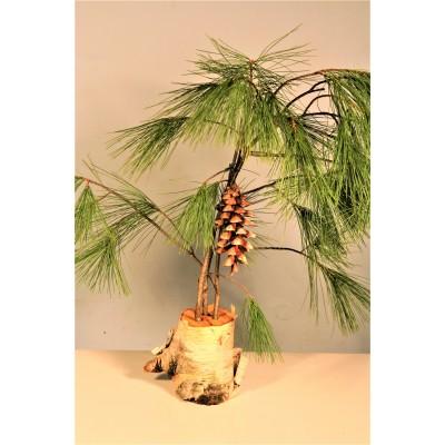 Branches de Noël minimalistes (Conifère)